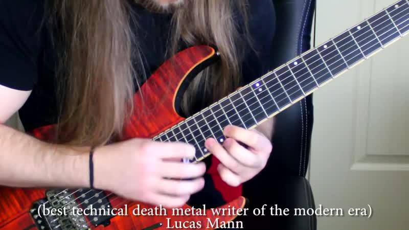 Lucas Mann is the best technical deathmetal writer.