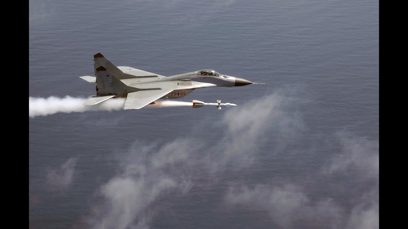 Амвросиевка. Запись радиоперехвата пилота российского Миг-29 атаковавшего украинский самолет Су-25