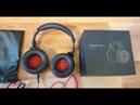Распаковка наушников OneOdio Studio Pro Dj (c AliExpress)