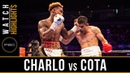 Charlo vs Cota HIGHLIGHTS: June 23, 2019 — PBC on FOX
