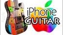 ГИТАРА ИЗ iPhone! 107 штук Я назвал его iCaster / I Built a Guitar Out of 107 iPhones! iCaster