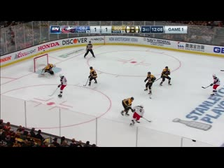 Gotta see it_ blue jackets shock bruins in third period with two goals in 13 seconds (720p)