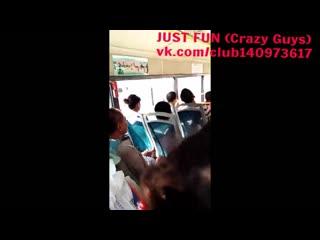 Public wanker in bus china caught член хуй дроч cock penis wank jerk spy