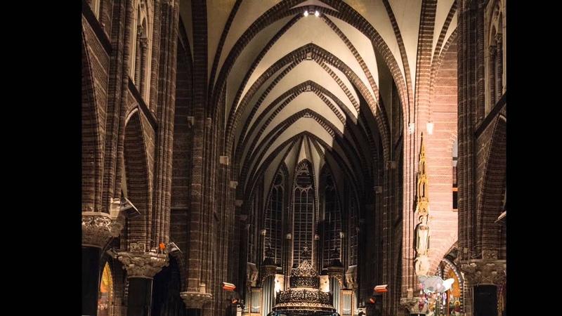 Fauré Cantique de Jean Racine - Bach Choir Orchestra of the Netherlands (Concertgebouw, live)