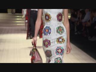 DolceGabbana Spring Summer 2019 Womens Fashion Show