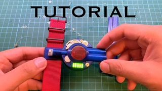 How to Make the Functional Web Shooter (DIY Tutorial)