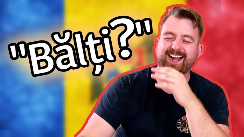 Americans Try to Pronounce Cities from Moldova