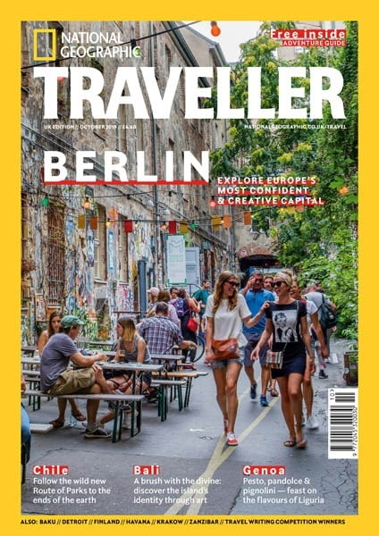 National Geographic Traveller UK 10