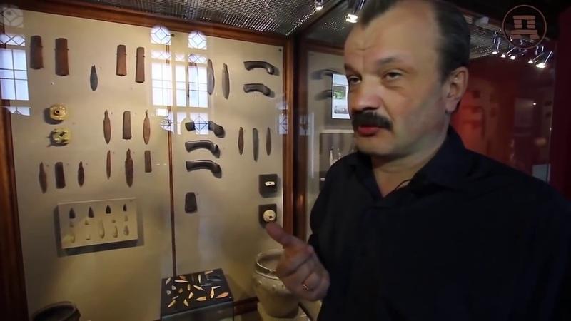 Алексей Кунгуров Грандиозные артефакты древних цивилизаций