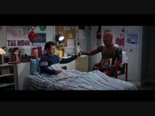 Жил-был Дэдпул _ Nickelback _ Once Upon a Deadpool _ Nickelback Русский Трейлер  (фильм 2018)