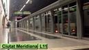 Metro de Barcelona Ciutat Meridiana L11 TMB 500