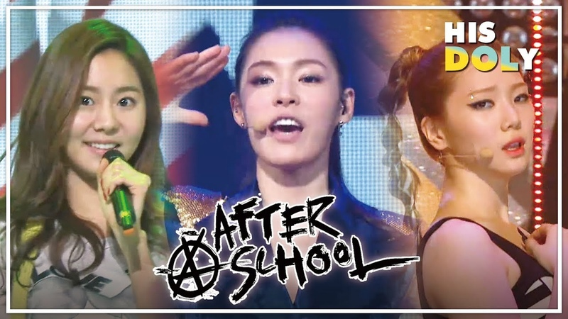 AFTER SCHOOL Special ★Since 'AH' to 'First Love'★ 1h 9m Stage Compilation