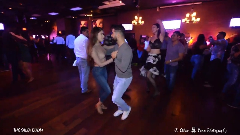 EL TIGUERE WANDAISHA LOPEZ Bachata Social Dance At THE SALSA ROOM