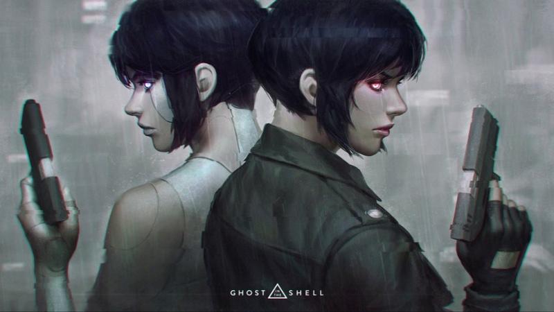 Ghost in the shell music main theme soundtrack (Kenji Kawai – Ghost City Aethek - 2501) GITS 2017