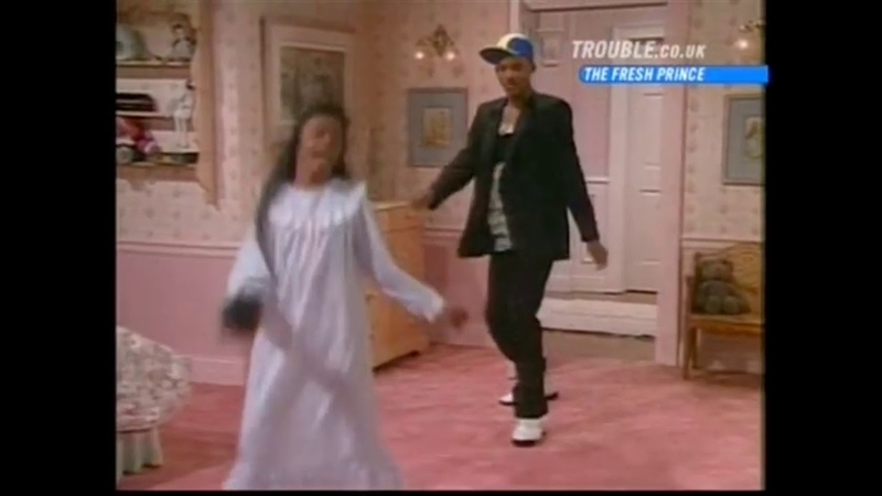 The Fresh Prince of Bel Air Принц из Беверли Хиллз Бабочки В Животе Артем Кей
