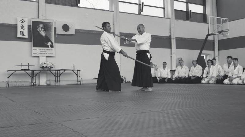 Takashi Kuroki Aikido Master Class 2019 October