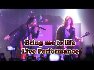 Bring Me To Life - Evanescence Live Performance @ Istanbul Volkswagen Arena
