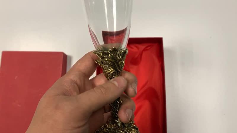 Бокал для шампанского Лоза винограда