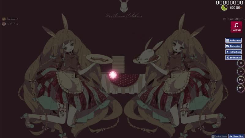 Gr4f1t. Kurahashi Yoeko Tomodachi no Uta Light Insane 99.82%