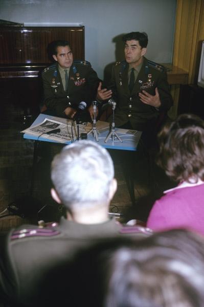 Космонавты-участники Великой Отечественной войны, изображение №16