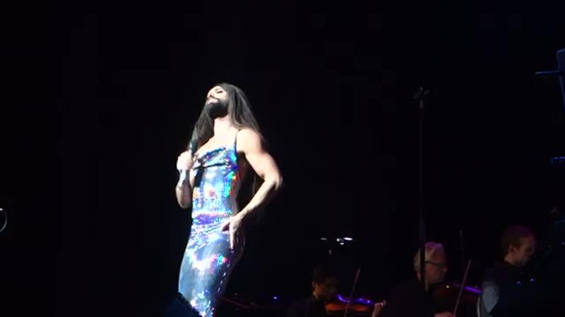 From Vienna With Love - Conchita Wurst Wiener Symphoniker - Purple Rain, Stadthalle Wien 26.11.19