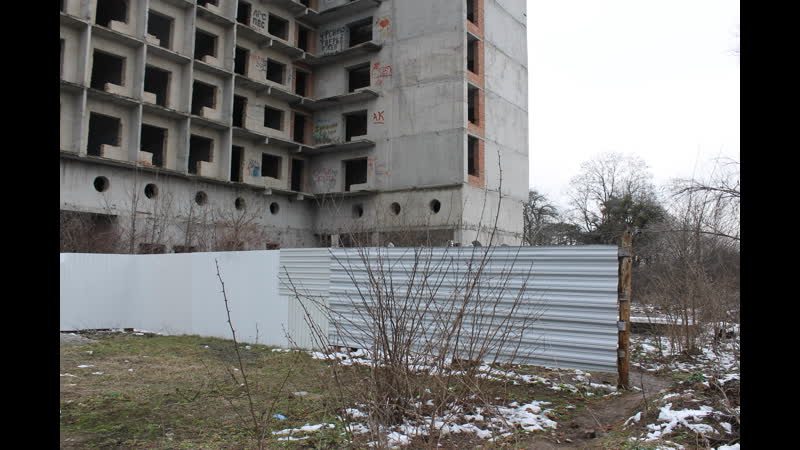 ОНФ в Кабардино Балкарии добивается ограничения доступа к недострою и ветхому зданию в Нальчике