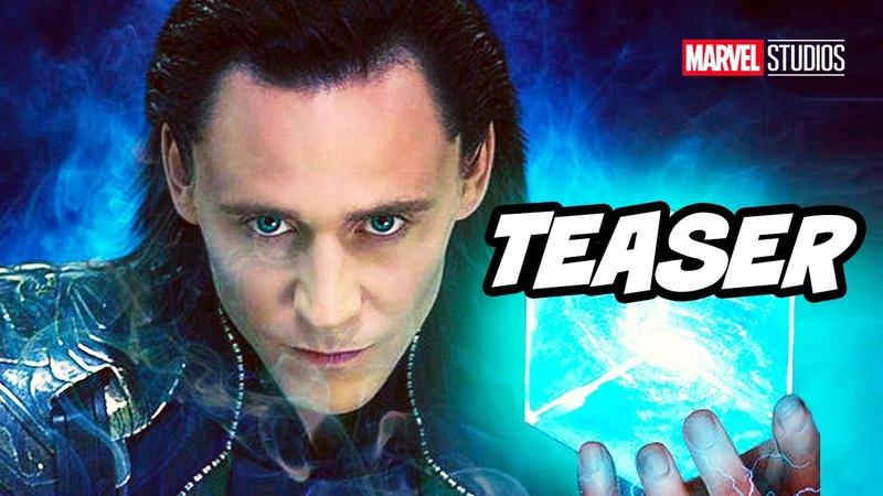 Avengers Endgame Loki Series Teaser Marvel Phase 4 Promo Breakdown