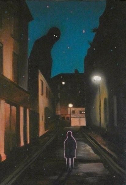 Стив Лоусон. Улица помнит твоё имя, 1997 Мрачных снов.