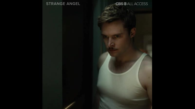 Sex. Magick. War. A new season of Strange Angel now streaming on CBS All Access.