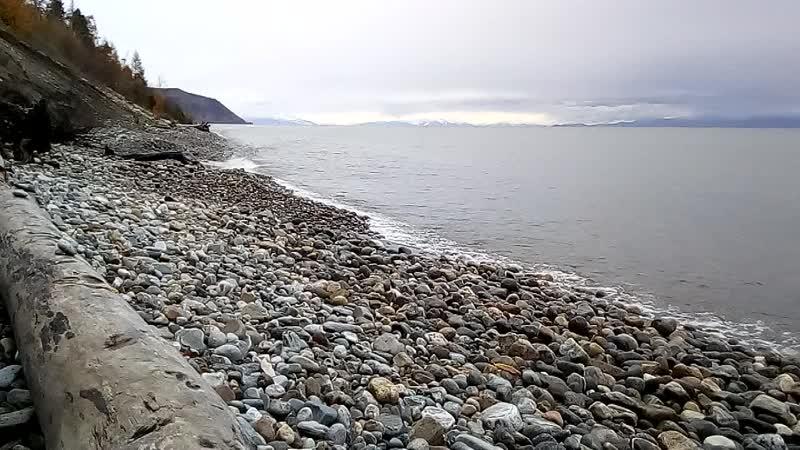 Витим окончание берег Северобайкальска