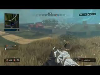 The van kill made up for my bad aim. black ops 4