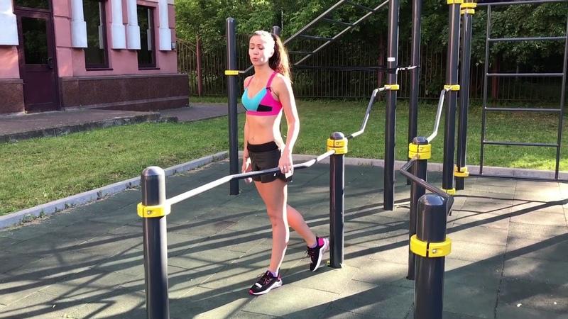 Как потянуться перед тренировкой. Растяжка ног
