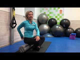 Реабилитационный фитнес в Остеопатия+ I Леля Савосина