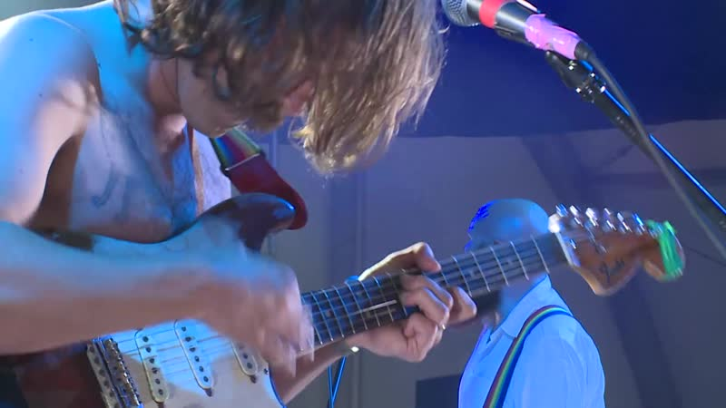Idles - Mother/Faith in the City (live @ Open'er 2019, Poland)