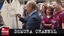 Путин попросил не называть его Пыней социальные сети высмеяли президента России