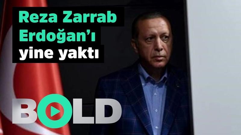 Reza Zarrab Erdoğan'ı yine yaktı   ABD'den şok adım!