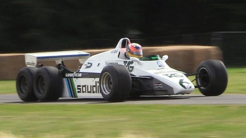 Best of Formula Cars at Goodwood FoS F1 Turbo Era Turbine Powered IndyCar BT46B Fan Car More