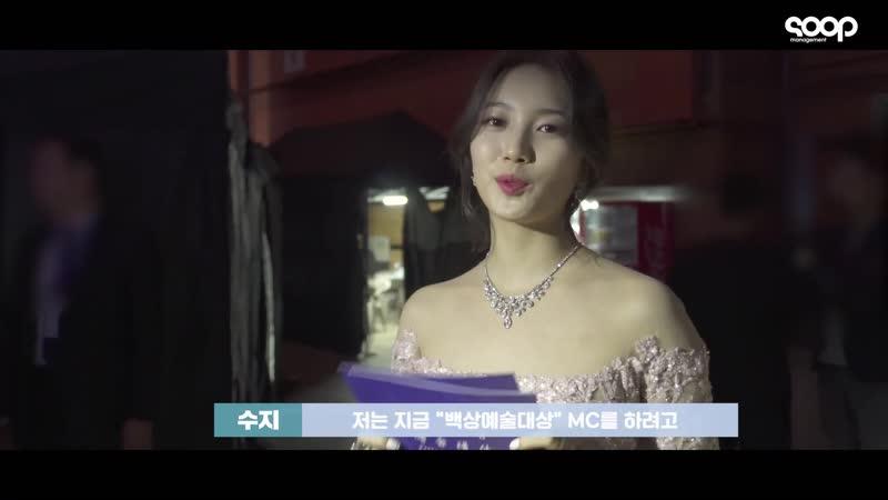Suzy 55th Baeksang Arts Awards 190501