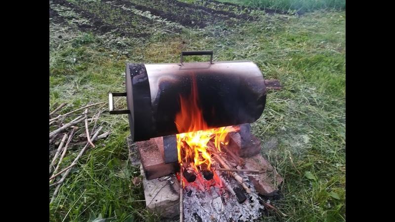 Готовим жаркое в ТРУБЕ... Гости в восторге от вкуса и необычности приготовления