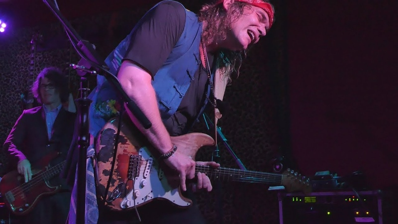 Philip Sayce Full Show at the Two Frogs Grill Ardmore