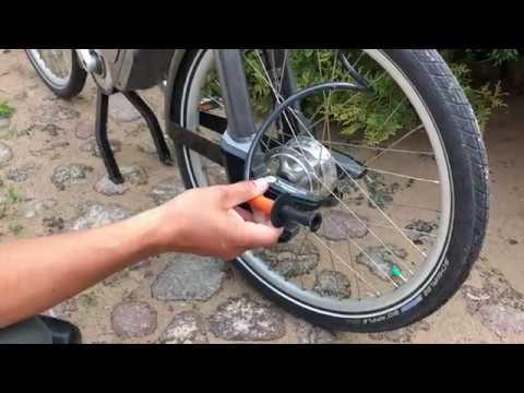 UUS VIDEO Kuidas avada rattaringluse lisalukku