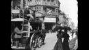 1896 - Frederick Street in Berlin (speed corrected w/ added sound)