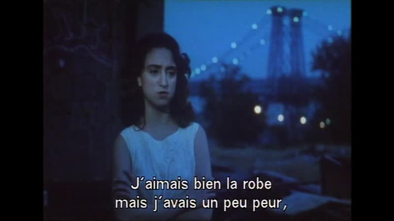 Histoires D'Amérique American Stories Food Family and Philosophy Chantal Akerman 1989