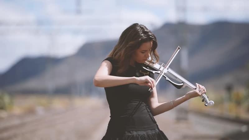 Dont you worry child swedish house mafia electric violin cover caitlin de ville