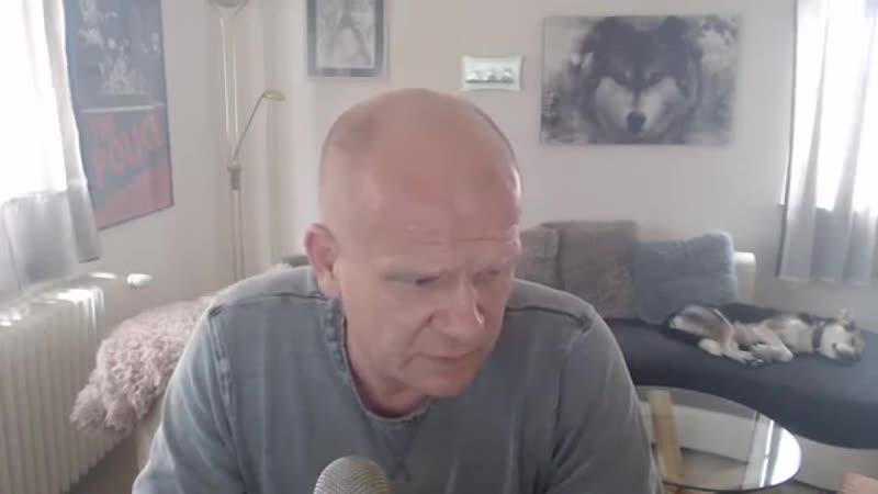 Carsten Jahn Live Bedrohung des Kanals