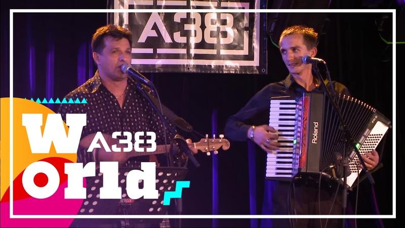 Parno Graszt - Kolbászdal Live 2014 A38 World