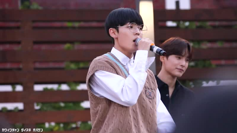 FANCAM | 191019 | Chan - How can I love the heartbreak, you`re the one I love (AKMU) @ Thank You Concert Ep. 2
