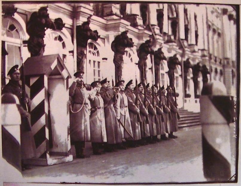 Караул Зимнего дворца