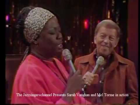 Sarah Vaughan and Mel Torme Lady be good