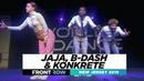 Jaja B dash Konkrete FRONTROW World of Dance New Jersey 2019 WODNJ19